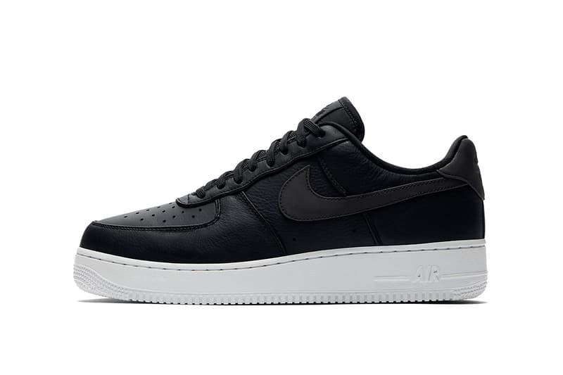 Nike Air Force 1 Low Premium White White Black White Cool Grey White