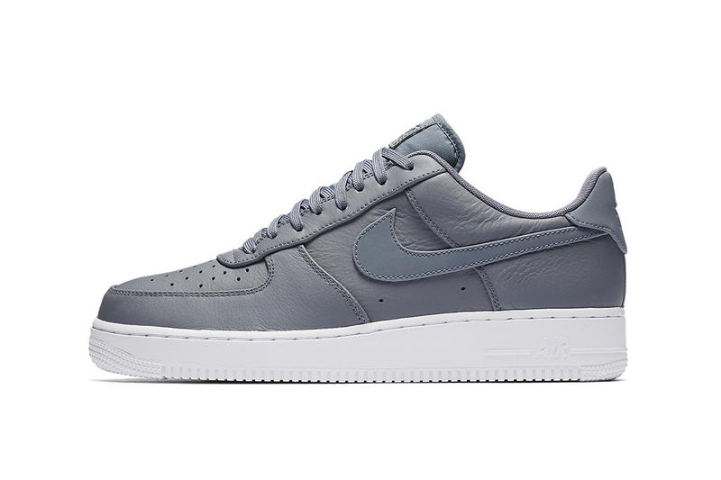 check out b7232 d829d Nike Air Force 1 Low Premium White White Black White Cool Grey White