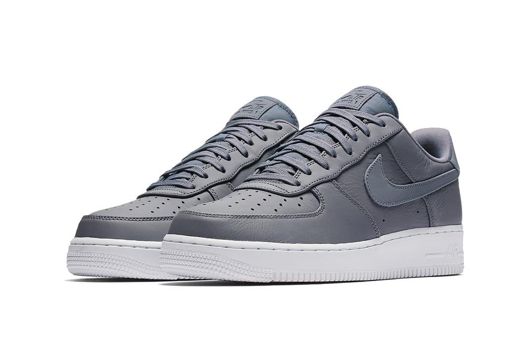 air force grey tick
