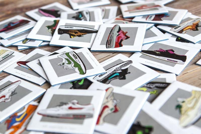 Snkrpapr Von Schulz Nike Air Max 1 Memory Game Dailypapr