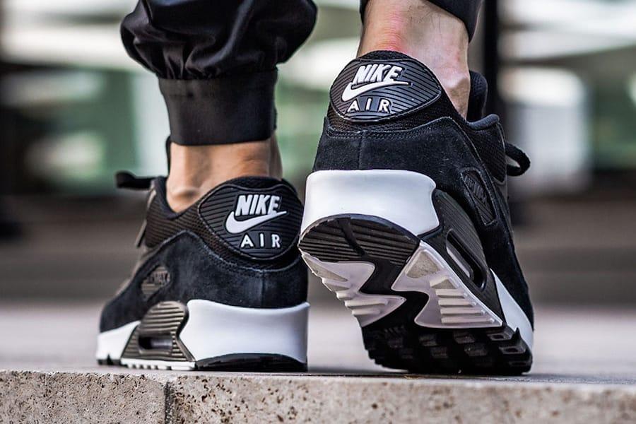 Nike Air Max 90 Black \u0026 White | HYPEBEAST