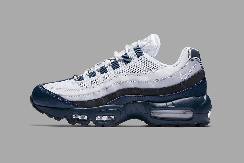 quality design 2107b d9034 Nike Suits the Air Max 95 Essential In