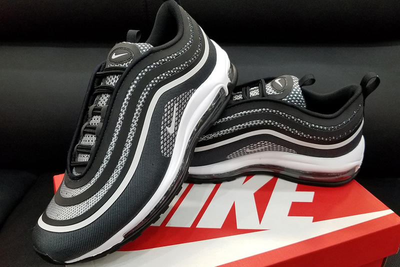 Nike Air Max 97 Ultra '17 Black White