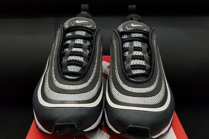 Nike Air Max 97 Ultra '17 Black White