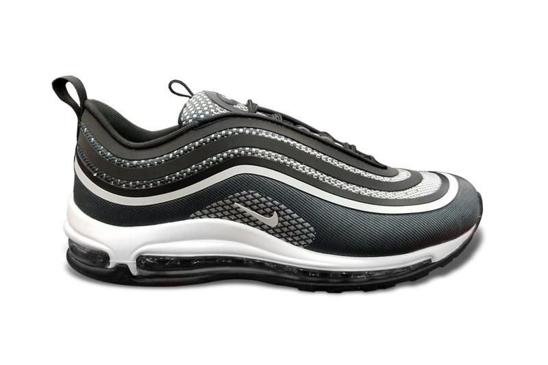 various colors 4b84c 2f9dd Nike Air Max 97 Ultra 17 Black White