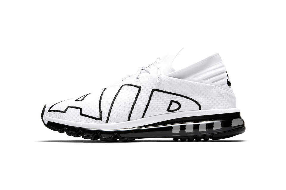 new arrival de0cc ef27d Nike's New Air Max Flair Will Add a Touch of Character to Today's White  Sneaker Trend