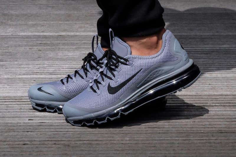Nike Air Max More Cool Grey Colorway