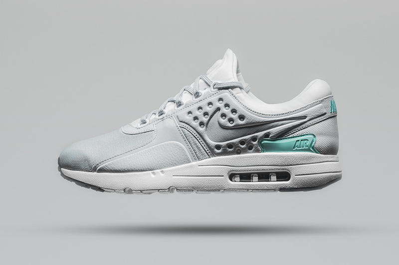 quality design 7aeef 20050 Nike Air Max Zero Pure Platinum/Wolf Grey/Teal | HYPEBEAST