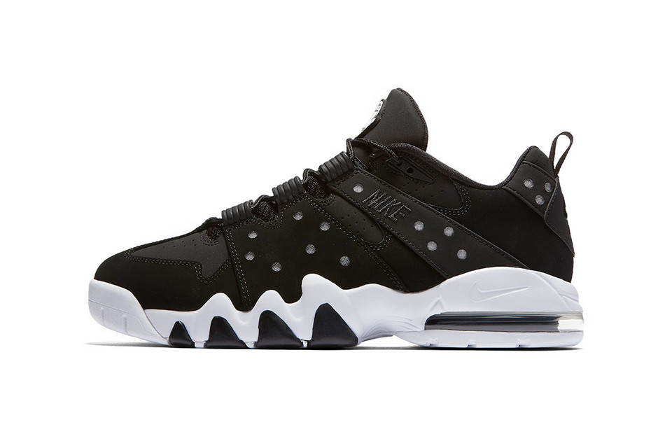 quality design a76cc eb018 Nike is Releasing a Black Version of the Air Max2 CB  94 Low