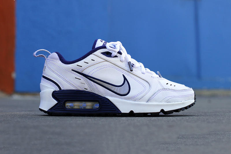 online store f9ddb 9070a Nike Air Monarch Max 90 Custom