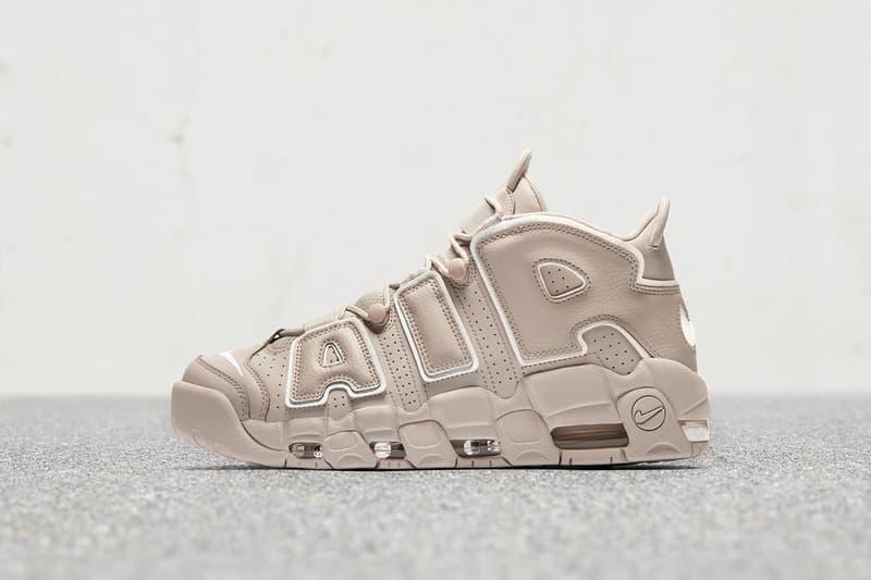 Nike Air More Uptempo Tan