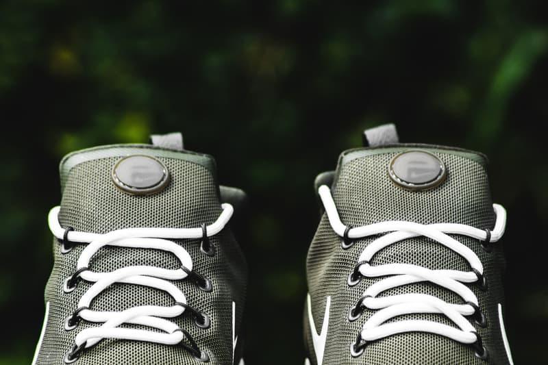 Nike Air Presto Fly In Cargo Khaki