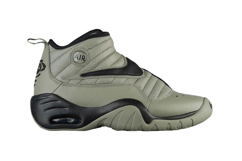d81f5fd472cc New colorways of the underrated classic. Nike Air Shake NDestrukt Cool Grey  Dark Stucco
