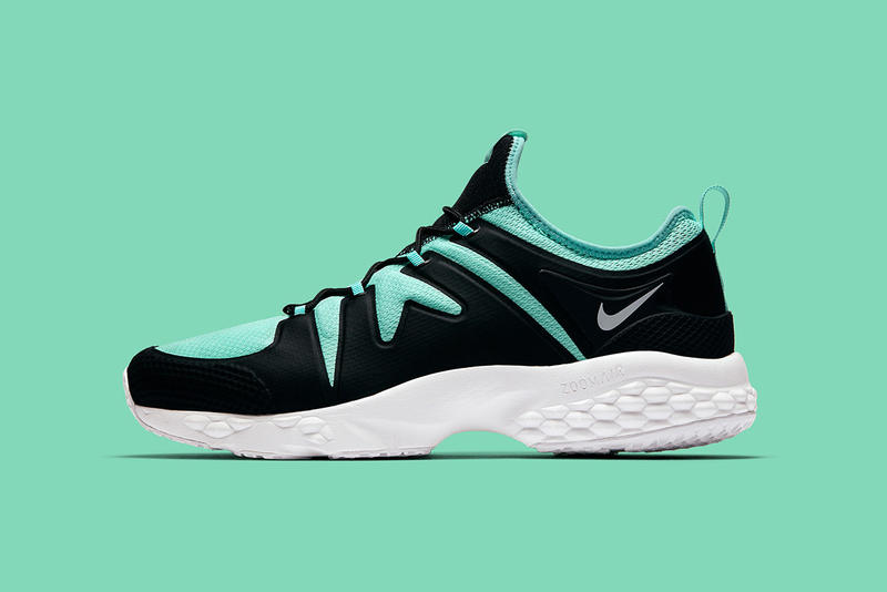 Nike Air Zoom LWP 16 SP Hyper Turquoise Sneakers Footwear Shoes Black Summit White 2017 tiffany kim jones