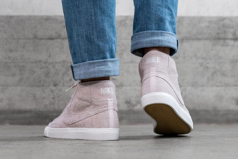 "The Nike Blazer Mid ""Silt Red"""