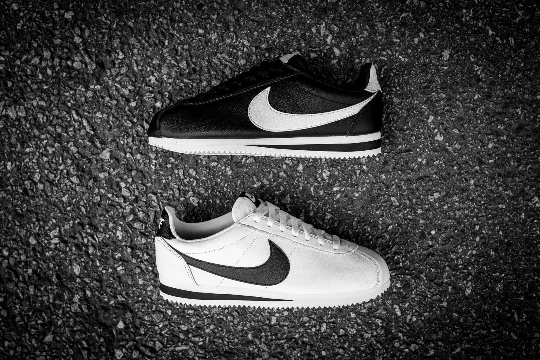 Nike Launches Cortez Classic \