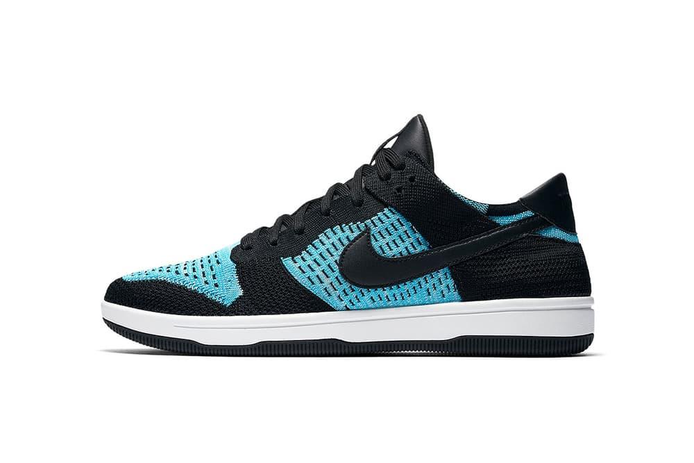 Nike Dunk Flyknit Tiffany atmos Navy Grey Black White Footwear Sneakers Shoes 2017 Fall Release Date Info