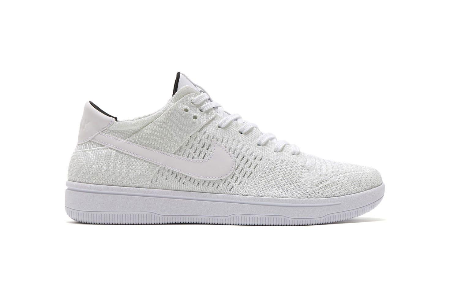 Nike Dunk Low Flyknit White/Black