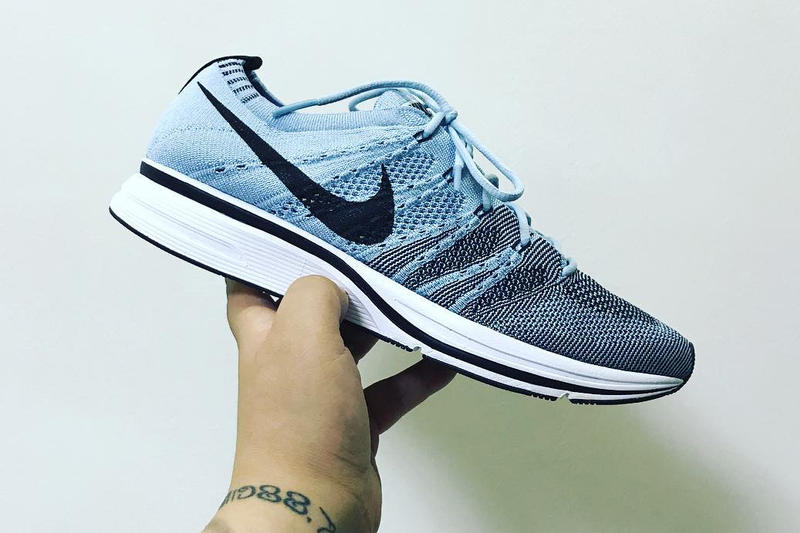 the best attitude 1067f 70ca5 Another Brand New Colorway of the Nike Flyknit Trainer Surfaces