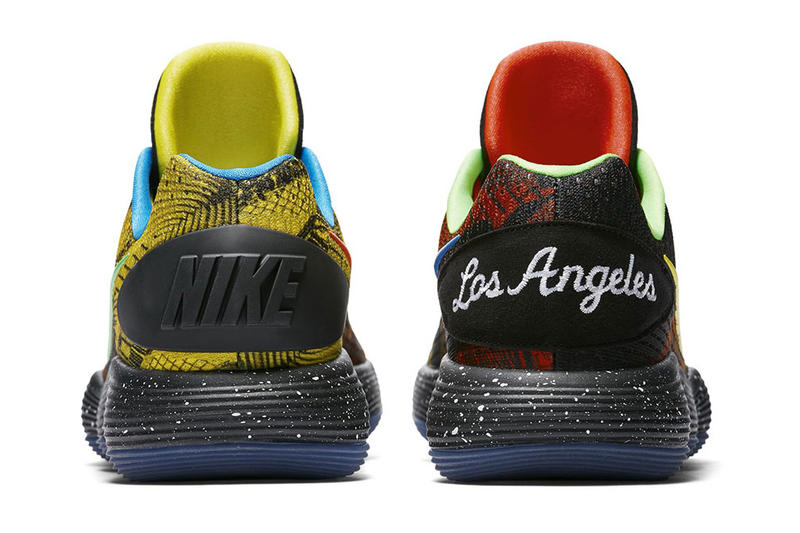 Nike Hyperdunk 2017 Low Drew League Sneakers Footwear Shoes 2017 Summer PE Player Exclusive Basketball Los Angeles