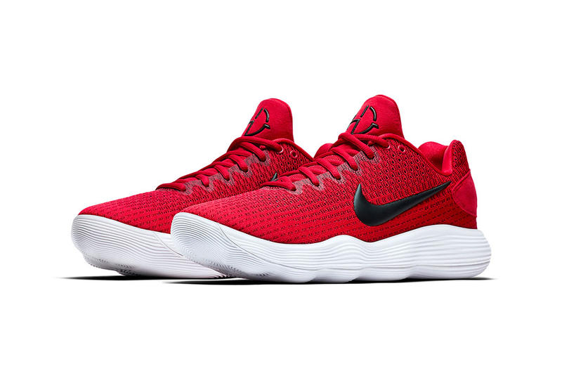 Nike Hyperdunk 2017 Low Team Bank Red