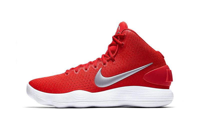 "Nike Hyperdunk 2017 ""Team Collection"" in University Red University Blue White"