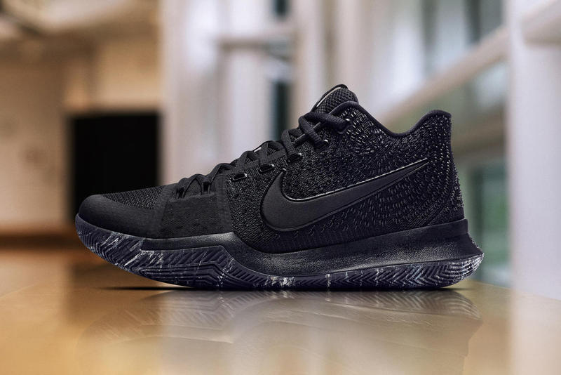 Nike Kyrie 3 Marble Colorway Basketball Footwear Sneakers Shoes SNKRS Retail Fashion