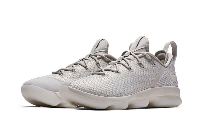 Nike LeBron 14 Low Khaki Basketball LeBron James