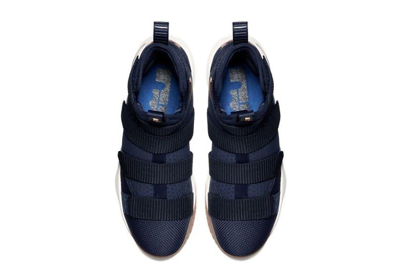 "Nike LeBron Zoom Soldier 11 ""Midnight Navy"""