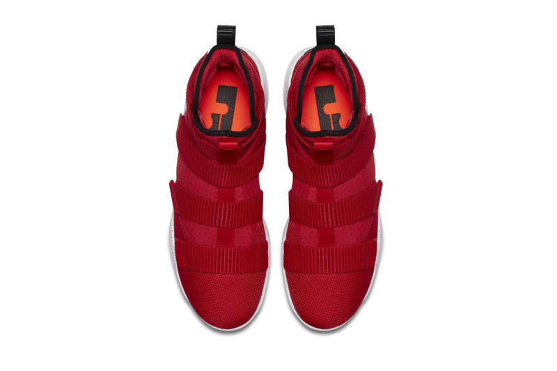 Nike LeBron Zoom Soldier 11 University Red