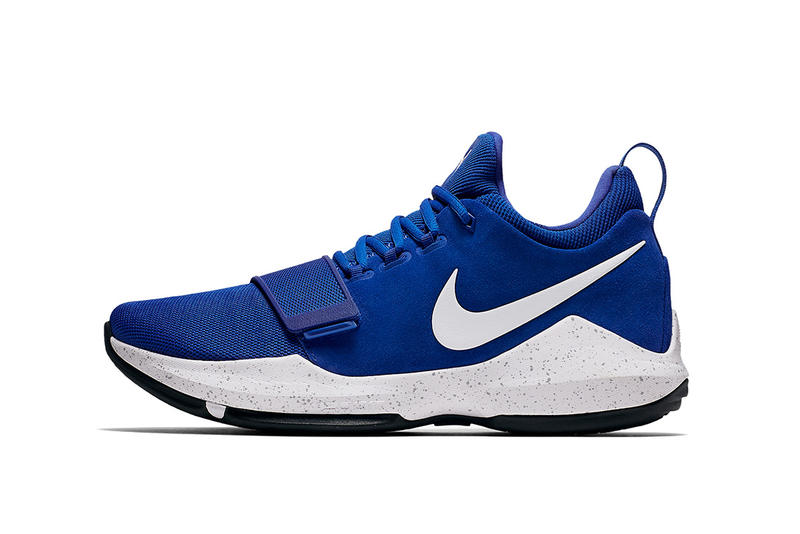 Nike Basketball PG1 Game Royal Black White Paul George