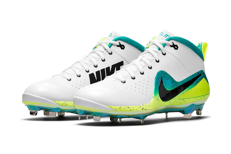 nike zoom mike trout 4 science research