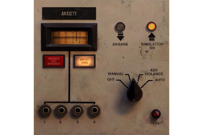 Nine Inch Nails Add Violence EP 2017 Less Than Single Trent Reznor Atticus Ross