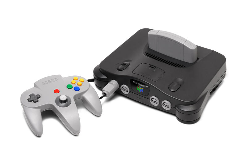 Nintendo 64 Classic Edition Rumor Patent Filing N64 Controller Video Games Console Retro Trademark
