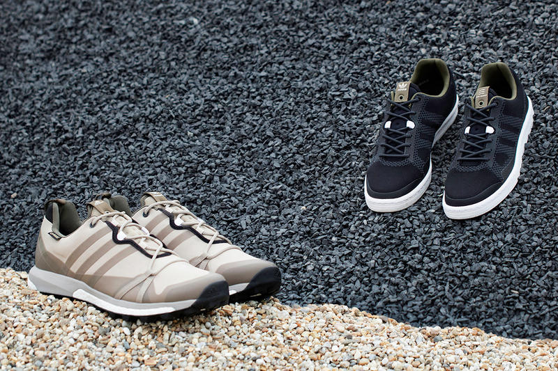 Norse Projects x adidas Consortium Fall/Winter 2017 Footwear