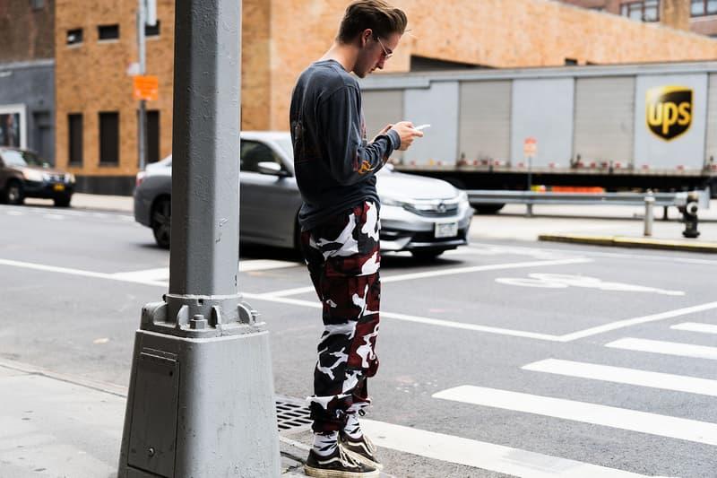 f14b3153579 New York Fashion Week Mens Street Style Day 2 Streetsnaps Fashion