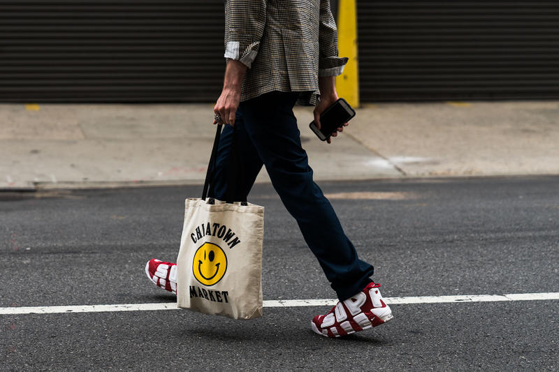 New York Fashion Week Mens Street Style Day 2 Streetsnaps Fashion