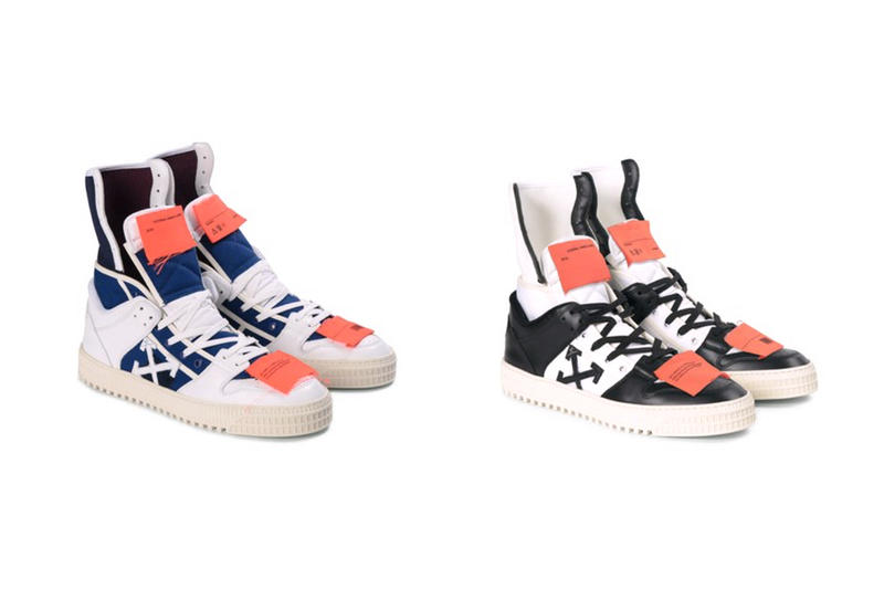 Off White 3 0 Sneaker Pre Order Off Court EM PTY Gallery