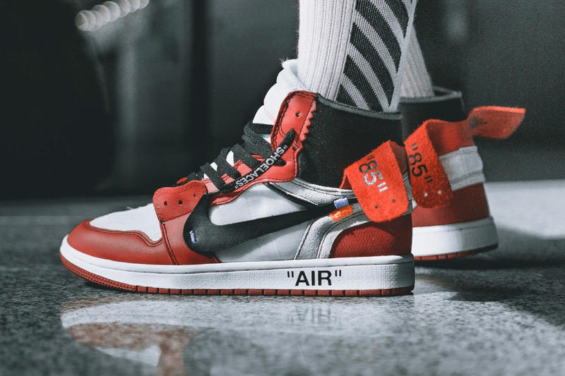 cheap for discount 85377 5dc0a Off-White™ x Air Jordan 1 Release Date