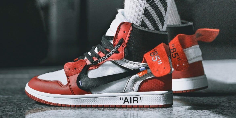 Off-White™ x Air Jordan 1 Release Date