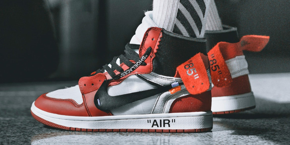new style 8676f dfbe4 Off-White™ x Air Jordan 1 Release Date | HYPEBEAST