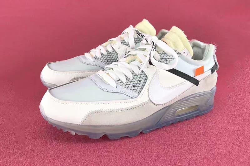 Off-White™ x Nike Air Max 90 Sneaker