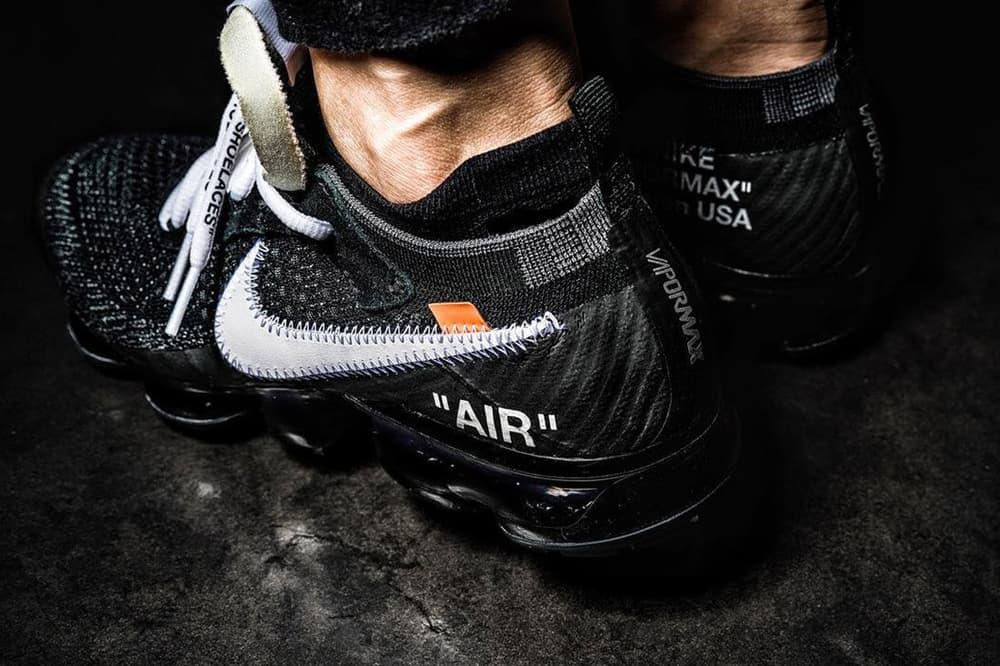 Off-White™ x Nike Air VaporMax