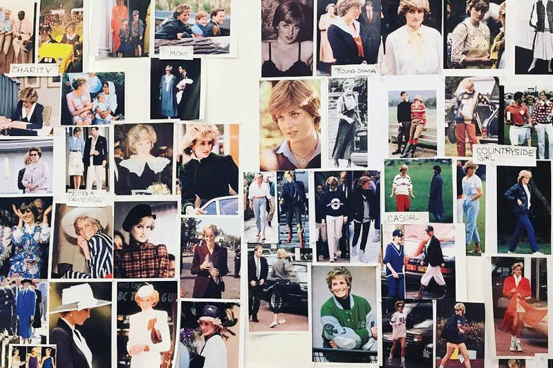 Off-White x Princess Diana
