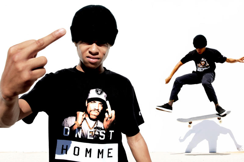 ONEST HOMME Ice-T