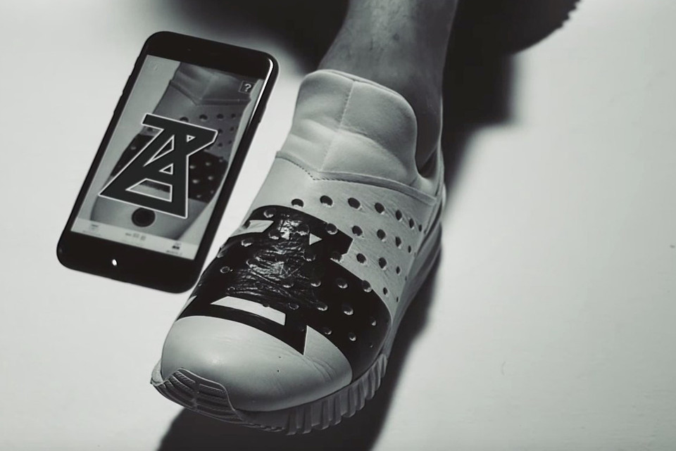 Onitsuka Tiger Augmented Reality Sneakers | HYPEBEAST