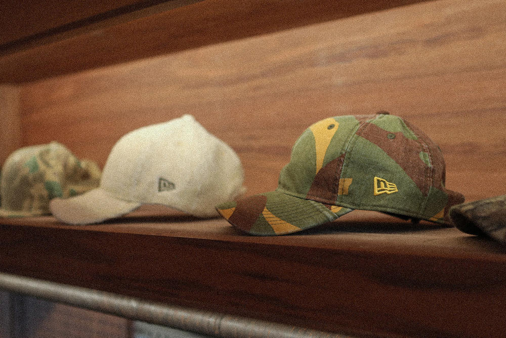 SERIES by Bodega: Repurposed New Era Caps