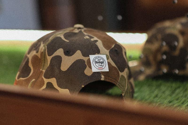 SERIES by Bodega: Repurposed New Era Caps