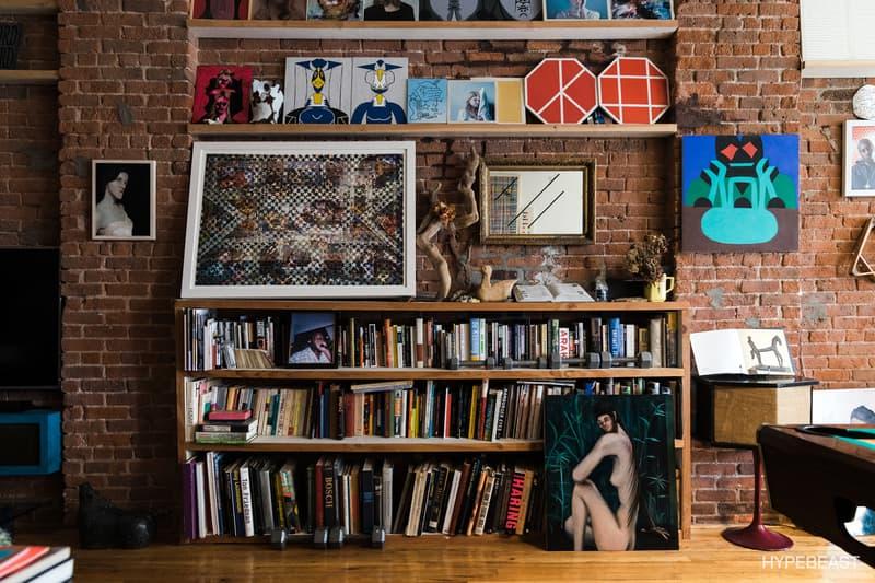 Charles Shedden OWVBICS Artist studio Interview 2017