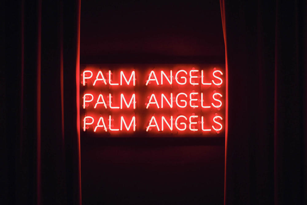 Palm Angels Lonely Hearts Club Pop Up Shop Tokyo Japan 2017 July